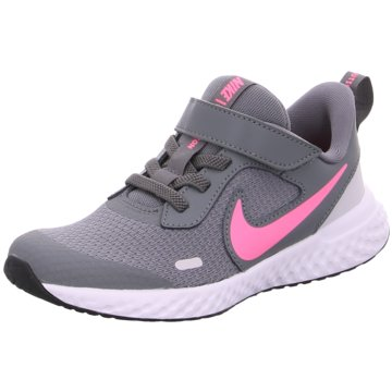 Nike Sneaker LowRevolution 5 Little Kids grau