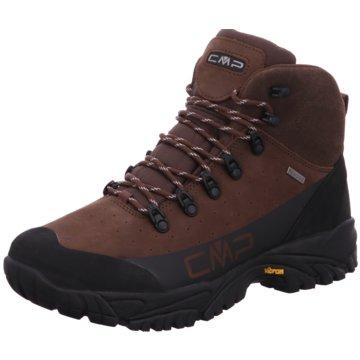 CMP Outdoor Schuh braun