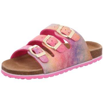 Idana Offene Schuhe rot