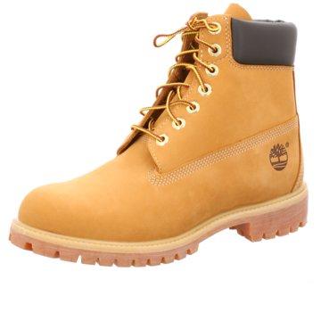 Timberland SchnürbootIcon 6in Premium Boot Herren Stiefel braun beige