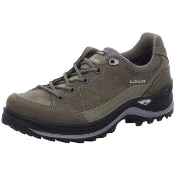 LOWA Outdoor Schuh grau