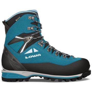 LOWA Outdoor SchuhALPINE EXPERT II GTX Ws - 220022 blau