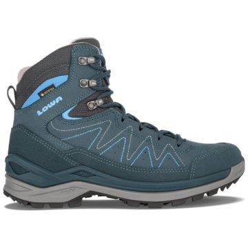 LOWA Outdoor SchuhTORO EVO GTX MID Ws - 320721 blau