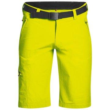 Maier Sports kurze SporthosenNIL BERMUDA - 130013 grün