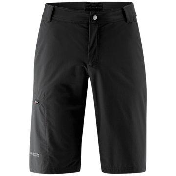 Maier Sports kurze SporthosenNORIT SHORT M - 130018 schwarz