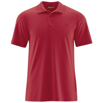 Maier Sports PoloshirtsULRICH - 152303 rot