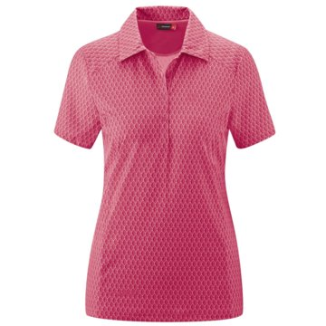 Maier Sports PoloshirtsPANDY W - 252616 rot