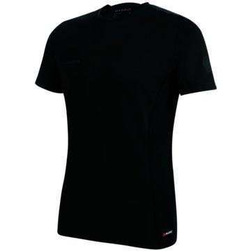 Mammut T-ShirtsSERTIG T-SHIRT MEN - 1017-00110 schwarz