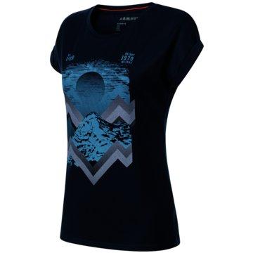 Mammut T-ShirtsMOUNTAIN T-SHIRT WOMEN - 1017-00962 schwarz