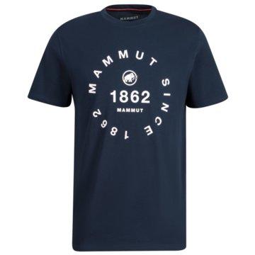 Mammut T-ShirtsSEILE T-SHIRT MEN - 1017-00974 schwarz