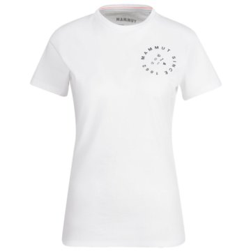 Mammut T-ShirtsSEILE T-SHIRT WOMEN - 1017-00983 schwarz