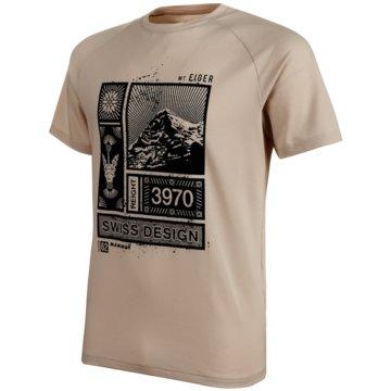 Mammut T-ShirtsMOUNTAIN T-SHIRT MEN - 1017-09844 -