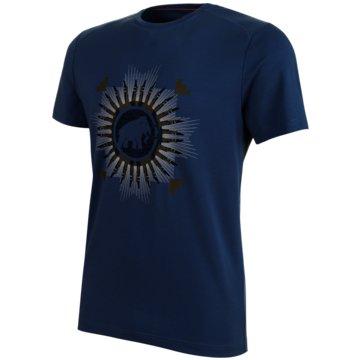 Mammut T-ShirtsTROVAT T-SHIRT MEN - 1017-09863 -