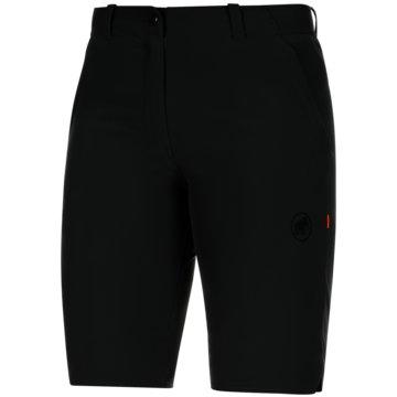Mammut kurze Sporthosen - 1023-00180 schwarz