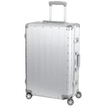 ALUMAXX Koffer silber