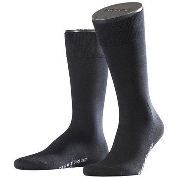 Falke Socken schwarz