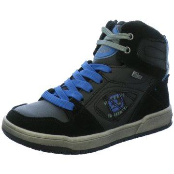 s.Oliver Sneaker High schwarz