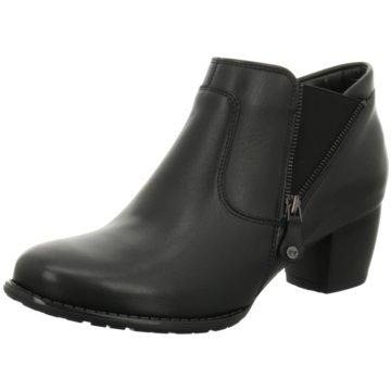 ara Ankle Boot schwarz