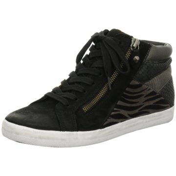 Gabor Sneaker HighRhodos schwarz