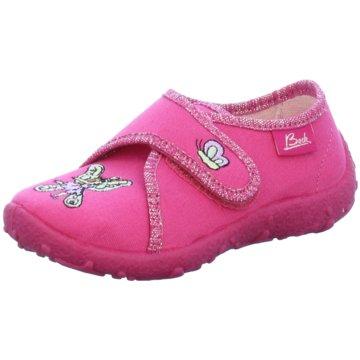 Beck Kleinkinder MädchenKlettverschluss pink