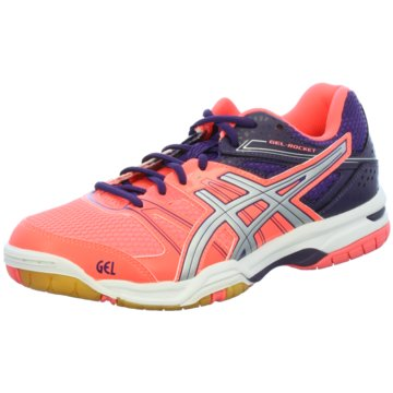 asics HallenschuheGel-Rocket 7 Women orange