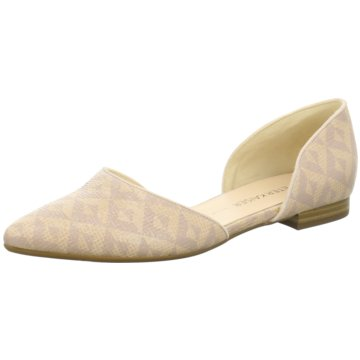 Peter Kaiser Slipper beige