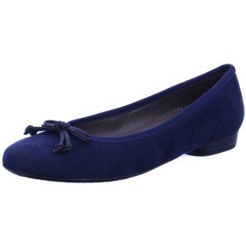Jenny Klassischer Ballerina blau