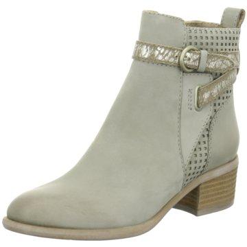 SPM Shoes & Boots Klassische Stiefelette grau