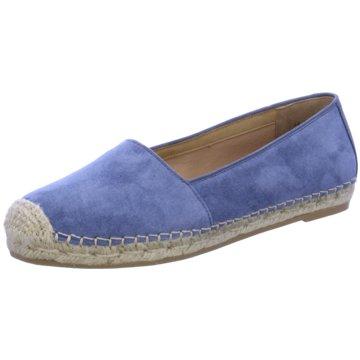 Gabor Espadrille blau