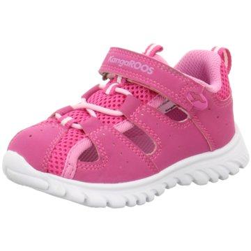 KangaROOS Kleinkinder Mädchen pink