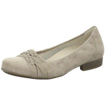 Gabor Komfort Slipper beige