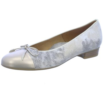 ara Flacher Pumps grau