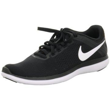 Nike TrainingsschuheFlex 2016 RN schwarz