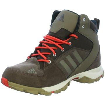adidas Sportschuh braun