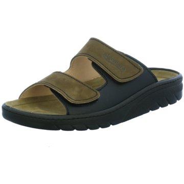 Algemare Komfort Schuh braun