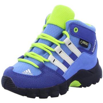 adidas Sportschuh blau
