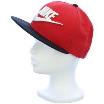 Nike Mützen rot