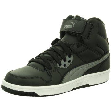 Clarks Sneaker High359699 02 schwarz