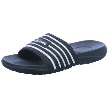 Jako Offene Schuhe schwarz