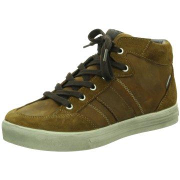 Ricosta Sneaker HighFrank braun