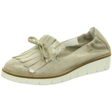 SPM Shoes & Boots Klassischer Slipper grau