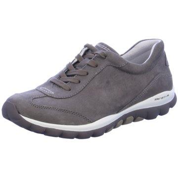 Gabor Komfort SchnürschuhSneaker braun