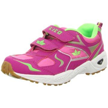 Lico Trainings- und HallenschuhBob V pink