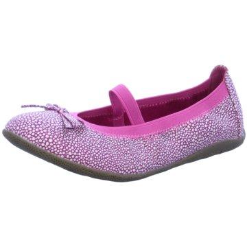 Softwaves Halbschuhe pink