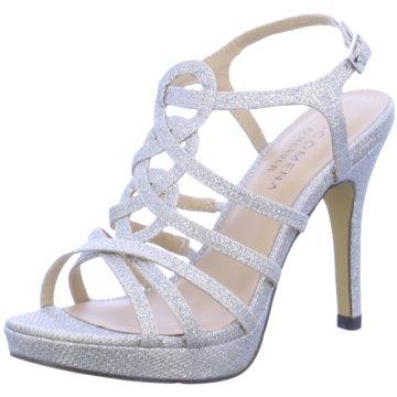 Suchergebnis auf für: silberne high heels: Schuhe