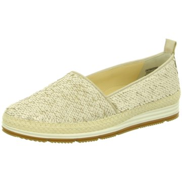 Paul Green Espadrille gelb