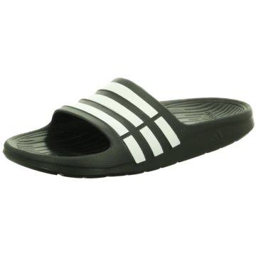 adidas WassersportschuhDuramo Slide K schwarz