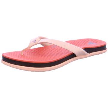 adidas Bade- Zehentrenner rosa