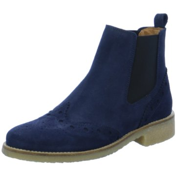 SPM Shoes & Boots Stiefelette blau