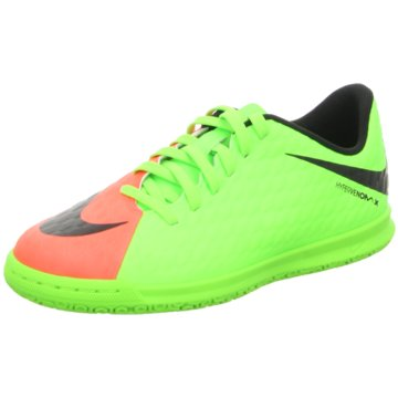 Nike Trainings- und Hallenschuh grün